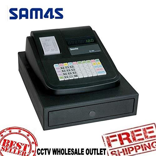 Fino a rotoli-Sam4s er-290 Cash Register Sam4s ER290 er-290