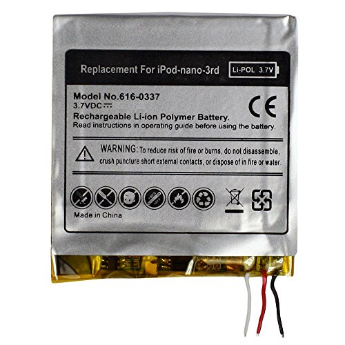 Fenzer Replacement Rechargeable Battery for Apple iPod Nan...