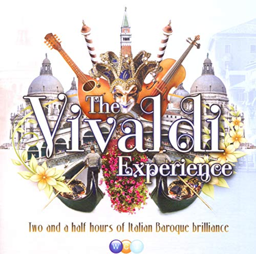 Experience - The Vivaldi Experience [CD]