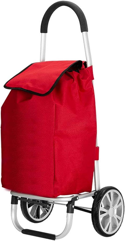 Strong Wheelie SHOPPING TROLLEY Festival Essential Folding Durable Wheeled Push CART Bag 30 Litre