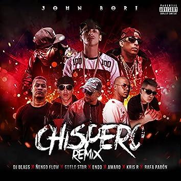 Chispero (Remix)