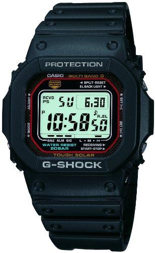 [カシオ] 腕時計 ジーショック 電波ソーラー GW-M5610-1JF ブラック
