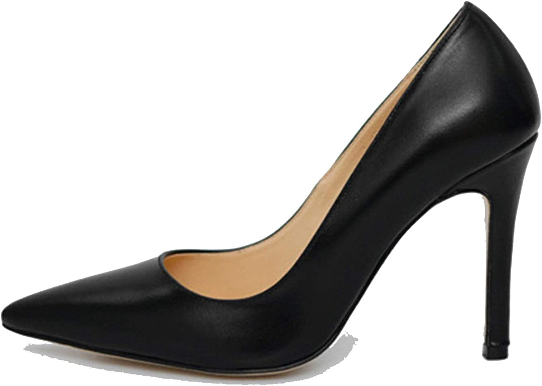 Meiguiyuan Woman Pumps Office Ladies Working shoes Dress Spring Summber Plus Size Female Pumps