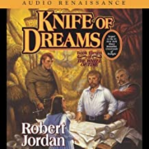 knife of dreams audiobook