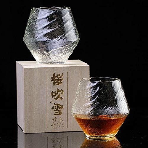SMNHSRXH Liquor XO Whisky Kristal Wijnglas Cognac Brandy Snifter