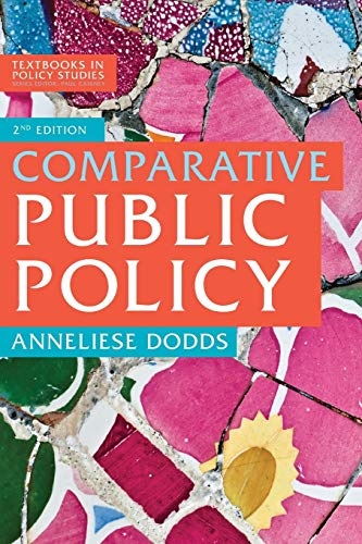 Comparative Public Policy (Textbooks in Policy Studies)