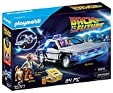 Playmobil - Back To The Future Delorean - 70317