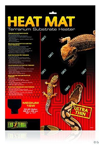EXO TERRA Exoterra Vivarium Tapis Chauffant pour Reptile 16 W