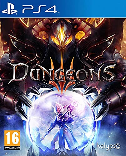 Dungeons 3 (PS4) [importación inglesa]