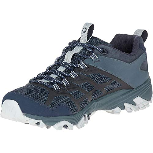 Merrell MOAB FST 2 GTX, Zapatillas Deportivas Hombre, Azul (Navy/Slate), 48 EU