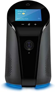 Qubo Next Generation Smart Home Gadget with Alexa Built-in BT Speakers   1080p Full HD AI enabled WiFi Security Camera (In...