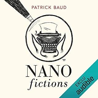 Couverture de Nanofictions