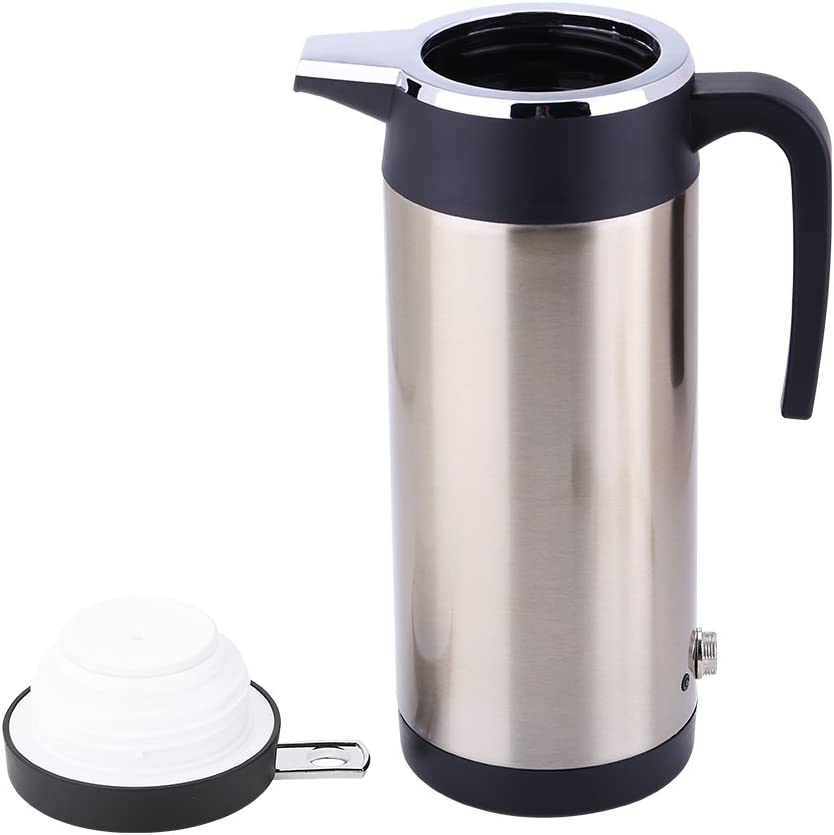 24V Max NEW before selling 79% OFF Car Kettle Stainless Steel Portable Truck H Water