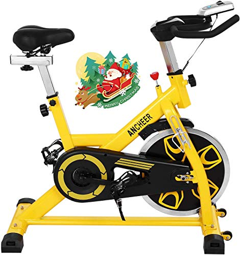 ANCHEER Indoor Cycling Bike - B3008