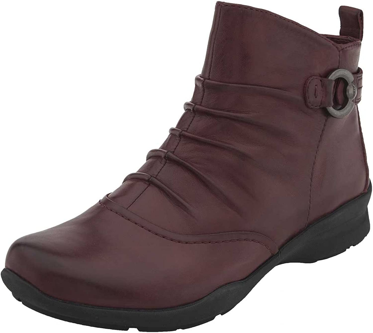 Earth Womens Alta Closed Toe Ankle Fashion Boots
