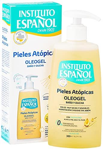 Instituto Español Oleogel Pieles Atópicas - 300 ml, 1 unidad