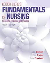 Kozier & Erb's Fundamentals of Nursing Plus MyNursing Lab with Pearson eText -- Access Card Package (10th Edition)