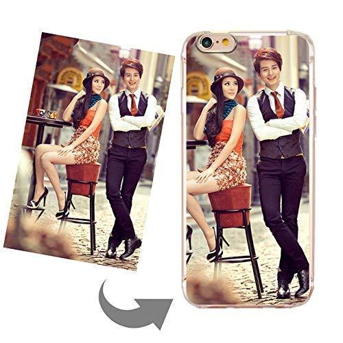 Custom Phone Case,Personalized Customized Phone Case for LG K4/K5/K8/K10/K20 Plus/G4/G5/G6/Q6/V1/V3/V5/V7/V30/Stylo 3, Unique DIY Custom Picture Photo Ultra Thin Soft TPU (K20 Plus)