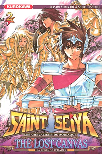 Saint Seiya - Les Chevaliers du Zodiaque - The Lost Canvas - La Légende d'Hadès - tome 02 (02)