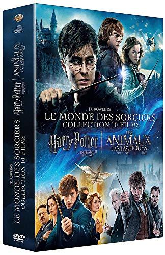 L'intégrale du Monde des sorciers : Harry Potter & Animaux fantastiques