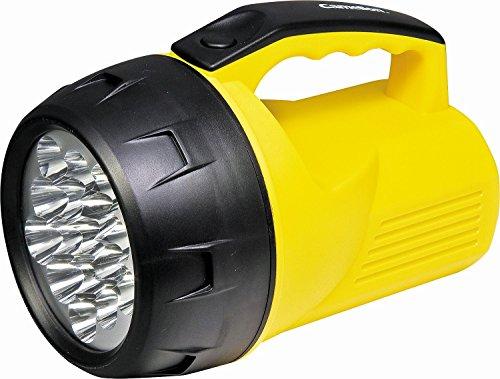 Camelion LED Handscheinwerfer, Gelb, 16 Superbright