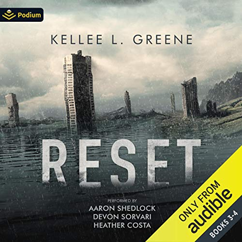 Reset: Publisher's Pack 2 cover art