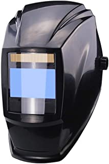 BESTEU Calotta Saldatrice Oscurante Autoalimentata A Energia Solare Con Maschera Per Casco Per Saldatore