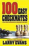 100 Easy Checkmates (1)-Evans, Larry
