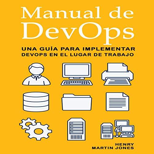 Manual de DevOps [DevOps Handbook]  By  cover art