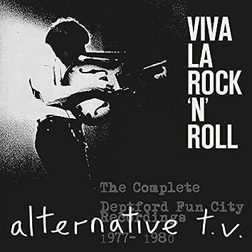 Viva La Rock 'N' Roll: The Complete Deptford Fun City Recordings 1977-1980