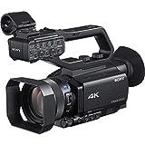 Sony HXR-NX80 caméscope numérique 14,2 MP CMOS Caméscope portatif Noir 4K Ultra HD - Caméscopes numériques (14,2 MP, CMOS, 12x, 9,3-111,6 mm, 32,8-393,6 mm, Carte mémoire)