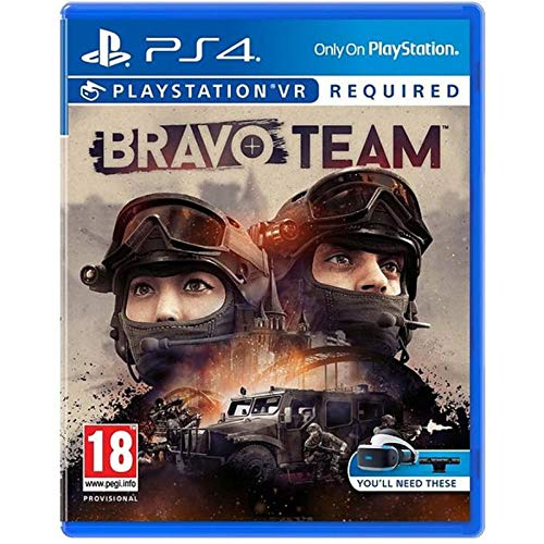 Bravo Team (PSVR Required)