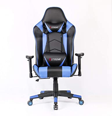 Amazon.com: JL Comfurni Silla de gaming estilo carreras ...