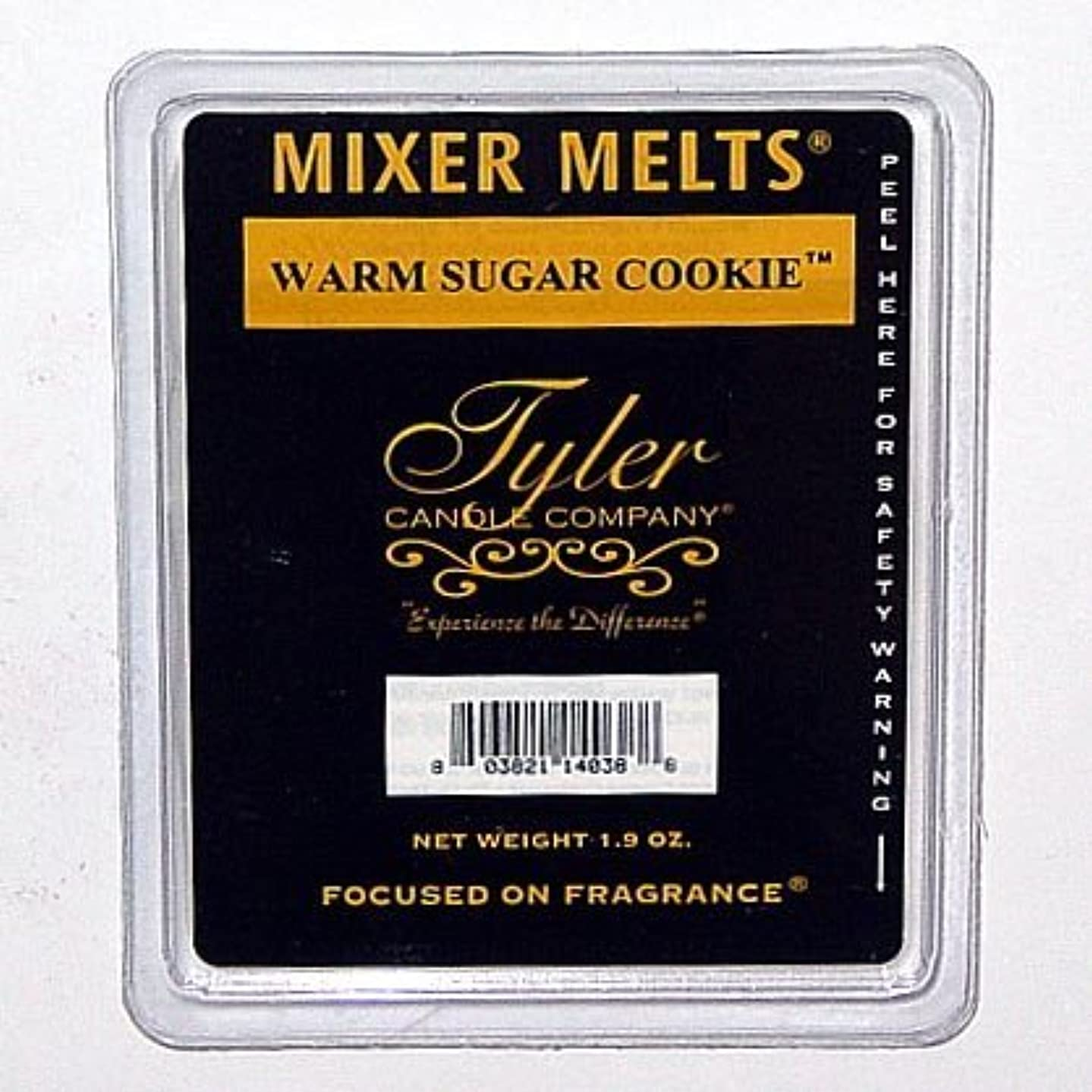 Tyler Candle Mixer Melts Wax Potpourri Set of 4 - Warm Sugar Cookie