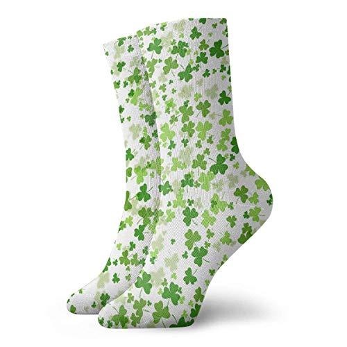 English Bulldog Crew Sock - Calcetines deportivos para mujer y hombre, 30 cm