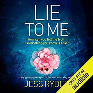Lie to Me audiobook cover art
