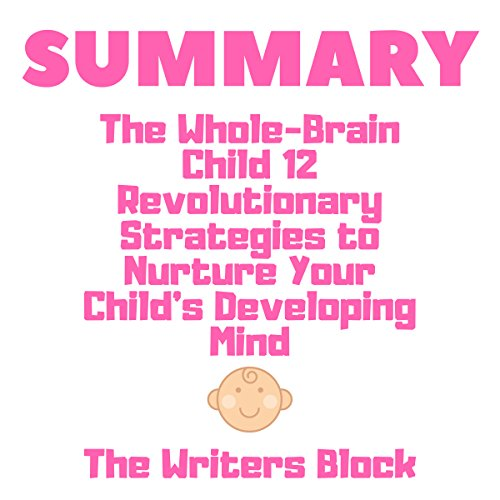 Summary: The Whole-Brain Child audiobook cover art