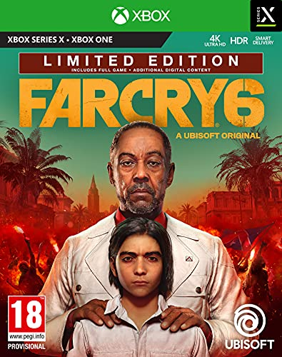 Far Cry 6 Édition limitée Amazon Xbox One & Xbox Series X
