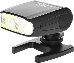 Camera Flashlight Meike MK320-P Flash Speedlite Accessory Digital On-Camera Mount Flashlight for Panasonic Olympus DSLR Cameras Photography Accessory