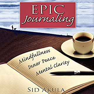 Epic Journaling audiobook cover art