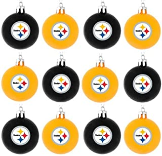 Best steelers ornaments clearance Reviews