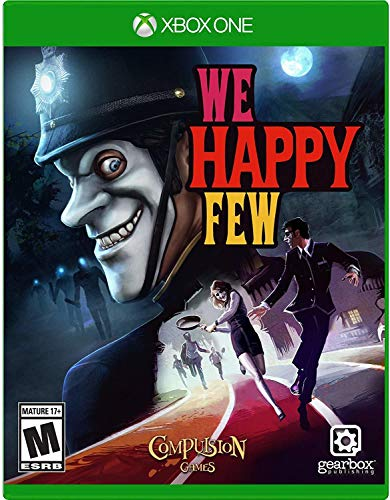 WE HAPPY FEW - WE HAPPY FEW (1 Games)