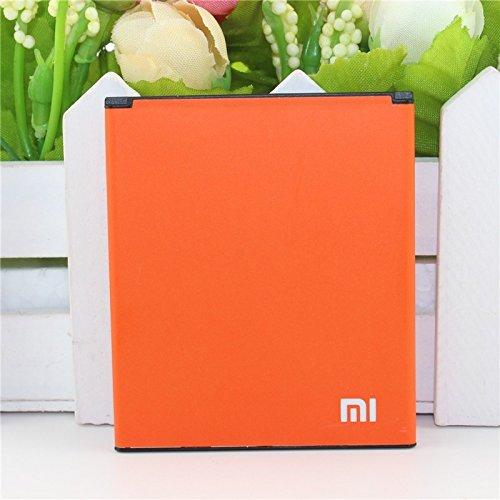 Batería de iones de litio original de Xiaomi 1S Red Rice para Miui Redmi Model BM41(2000mAh, gran capacidad)