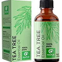 Maple Holistics 100% Pure Tea Tree Natural Essential Oil