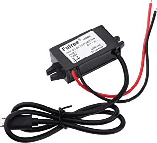 kesoto Dc-Dc Voltage Converter Regulator Power Step-Down Module from Dc 8-60V to Dc 5V 3A 15W Power Buck Transformer (Micr...