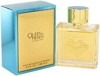 Queen of Hearts by Queen Latifah Eau De Parfum Spray 3.4 oz / 100 ml for Women