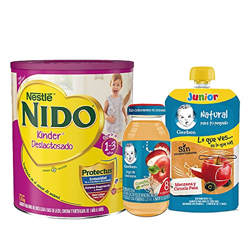 nido kinder 800 gr fabricante Nestlé Baby & Me