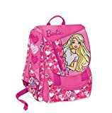 Zaino estensibile Barbie + Barbie omaggio 29x40x13 + est cm 8