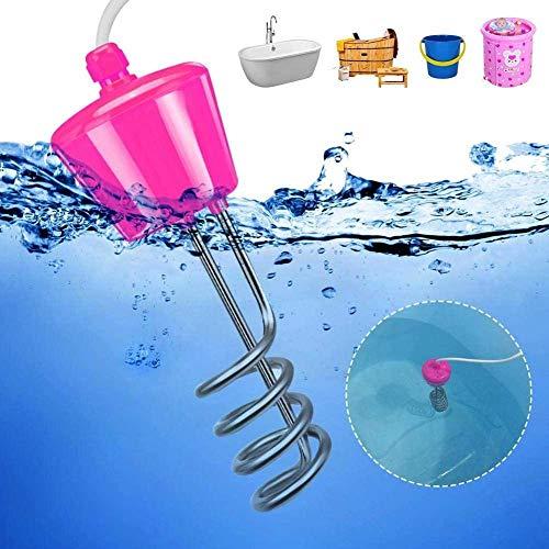 Wasserkocher Immersion Tragbarer Heizkessel 200 cm Schwimmbad-Warmwasserbereiter50Hz Abgehängter elektrischer Wasserkocher 220-250 V 2500W