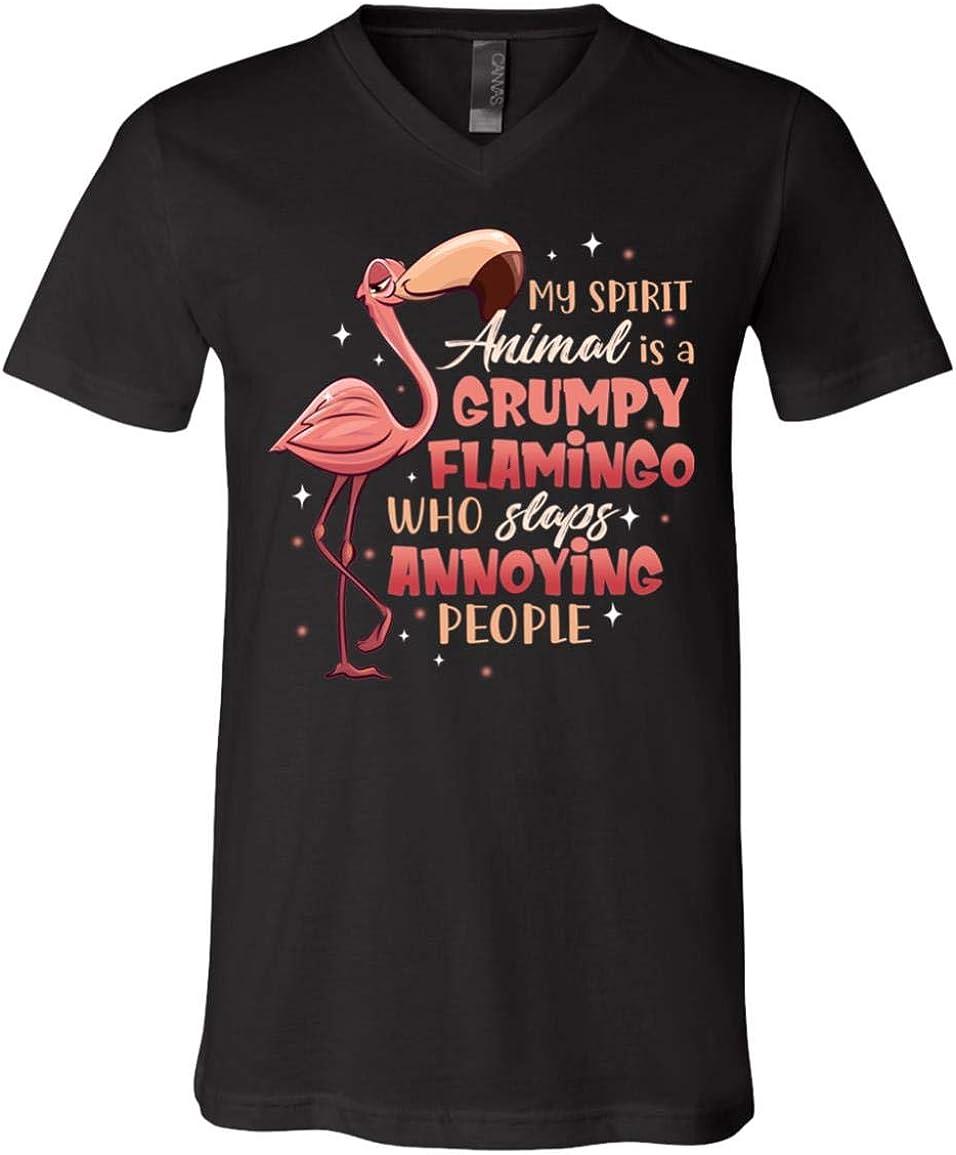 My Spirit Animal trend rank is A Grumpy New life Slaps Who People Flamingo Annoying